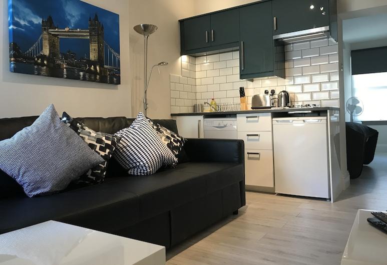 SHQ Apartments, London, Classic külaliskorter, 1 magamistoaga, Lõõgastumisala