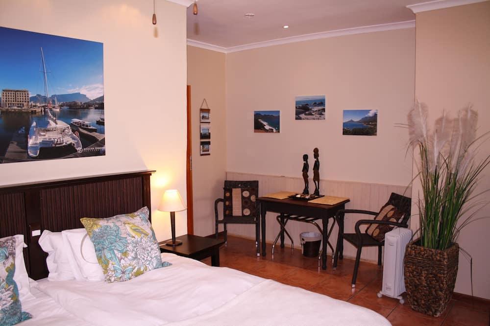 Standard Apartment, 1 Bedroom (AMANZI) - Bilik Tamu