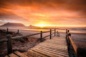Picture of Ocean Breeze Sunset Beach in Cape Town