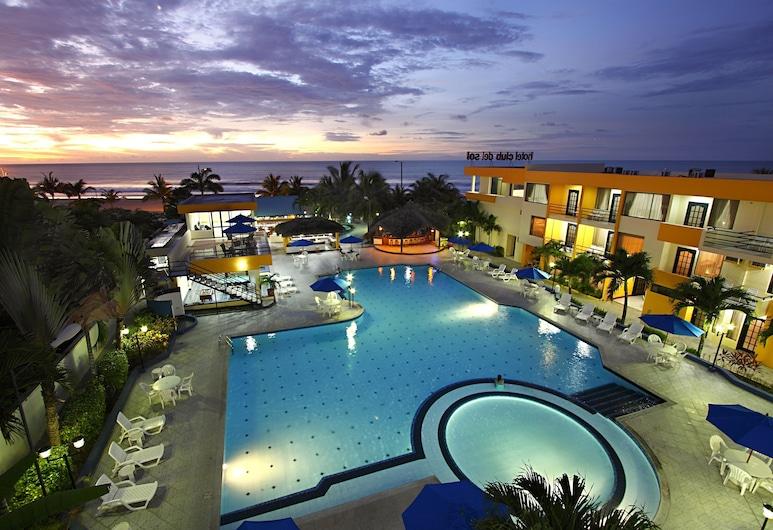Hotel Club del Sol, Atacames, Piscina al aire libre