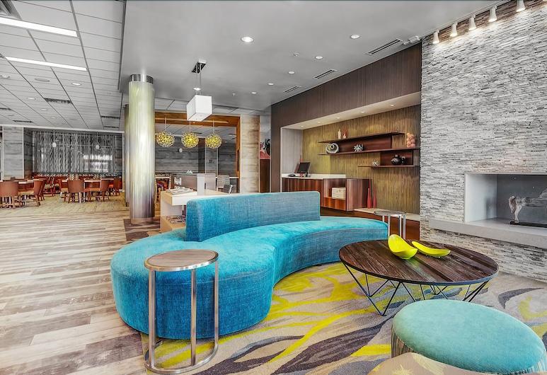 TownePlace Suites by Marriott Chicago Schaumburg, Schaumburg, Salon de la réception