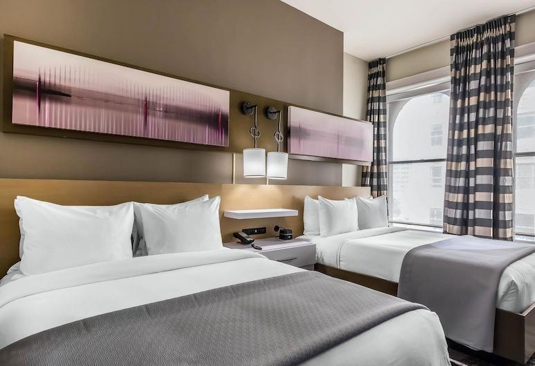 Hotel Napoleon, Ascend Hotel Collection, Memphis, Habitación estándar, 2 camas Queen size, de no fumar, Habitación