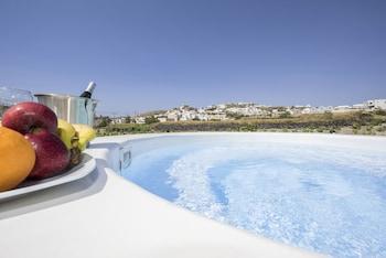 Picture of Vineyard Villa in Santorini Island