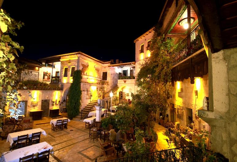 Sofa Hotel, Avanos, Priestory na sedenie v hale