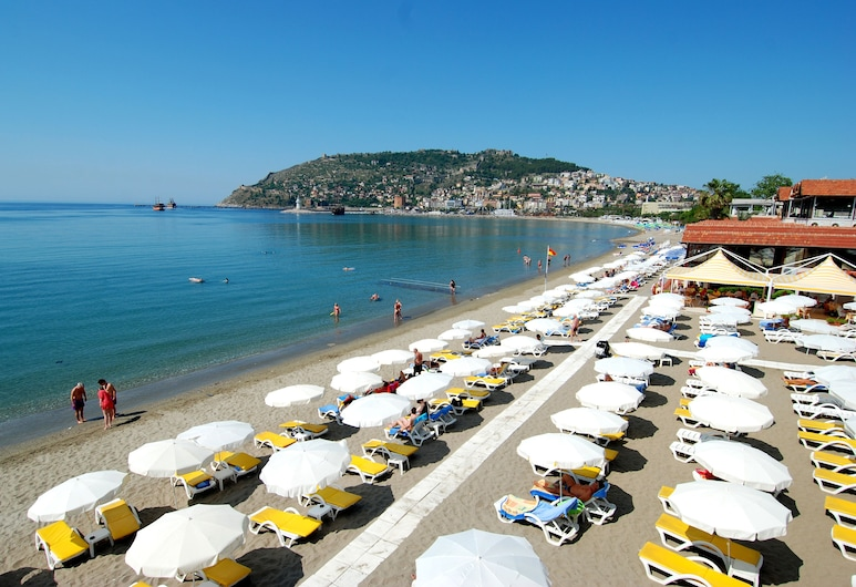 Panorama Hotel - All Inclusive, Alanya, Praia