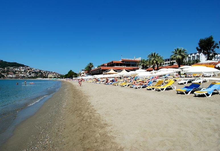Panorama Hotel - All Inclusive, Alanya, Pláž