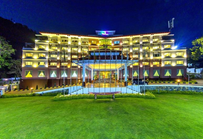 Royal Taunggyi Hotel, Taunggyi, Pohľad na hotel