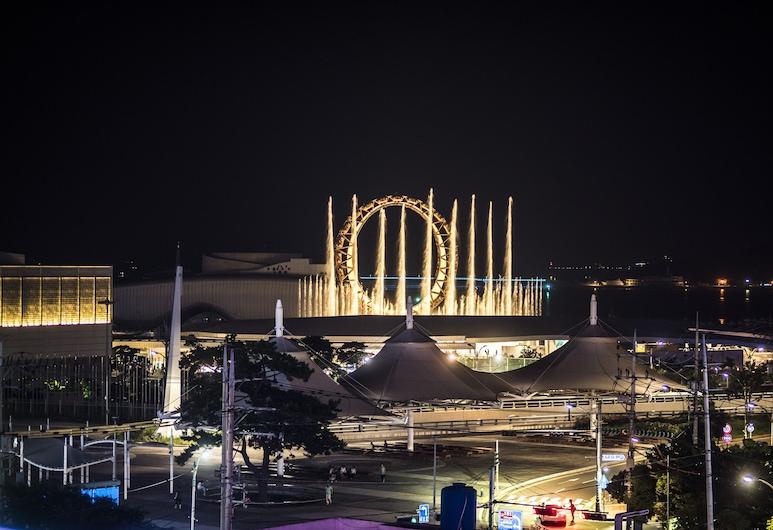 Big-O Show Guesthouse - Hostel, Yeosu, Vaizdas iš viešbučio