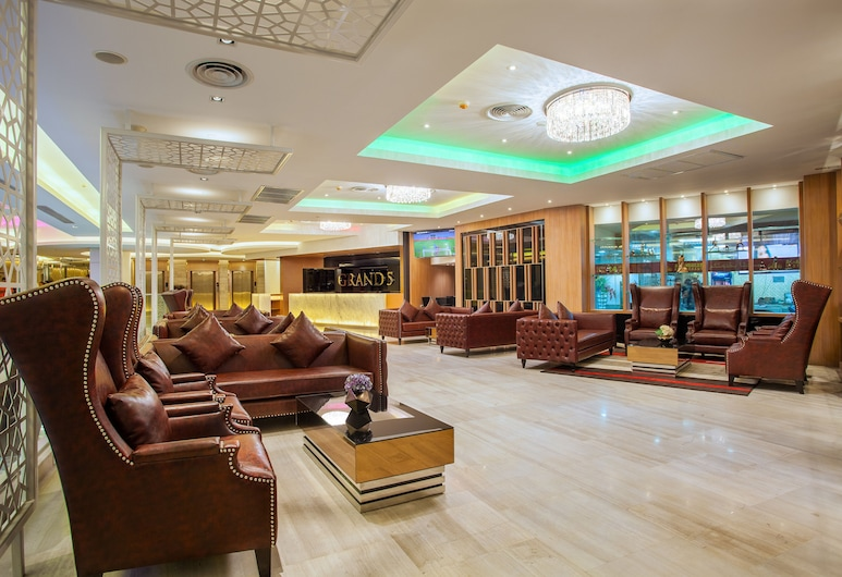 Grand 5 Hotel & Plaza Sukhumvit Bangkok, Bangkok, Zitruimte lobby