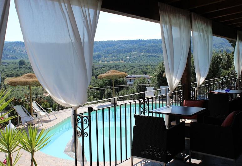 Borgo del Nespolo, Peschici, Vonkajší bazén