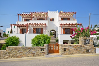 Picture of Anthi Studios in Naxos