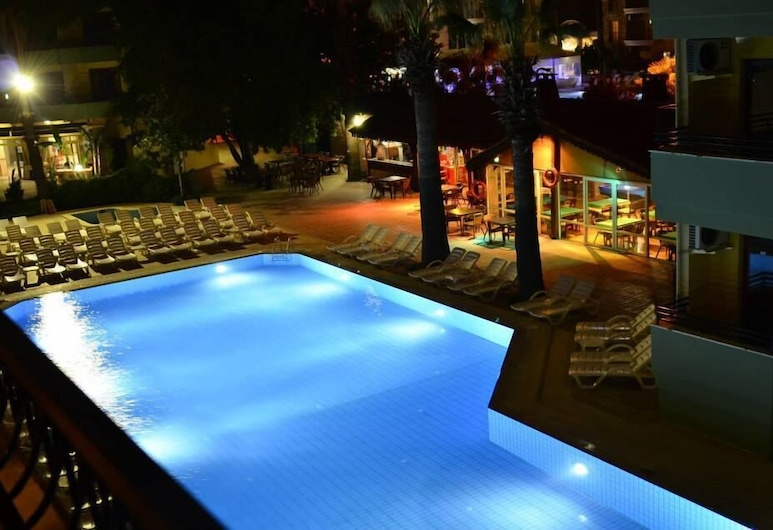 Club Palm Garden Keskin, Marmaris, Açık Yüzme Havuzu