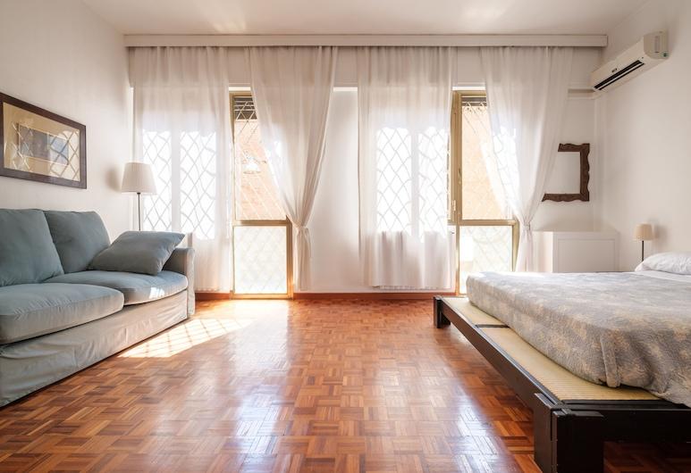 Cristina Rossi Bed and Breakfast, Bologna, Phòng Suite dành cho gia đình, Nhiều giường, Có phòng tắm riêng, Phòng