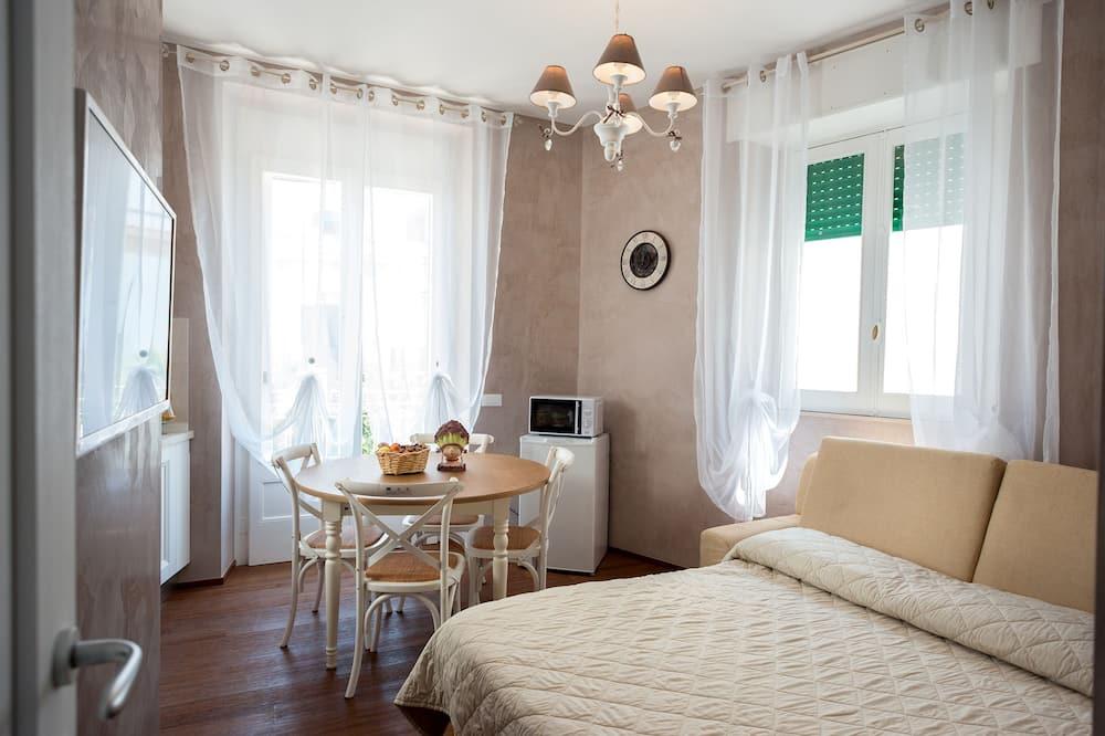 豪華公寓, 城市景 - 客房內用餐