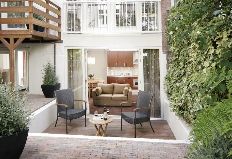 Nova Apartments, Amsterdam, Terrasse/patio