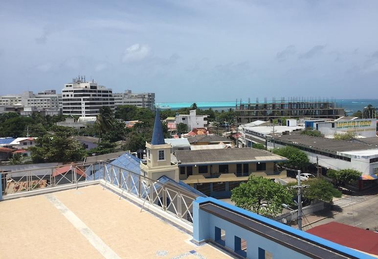 Hostal Central Beach, San Andres, Terrace/Patio