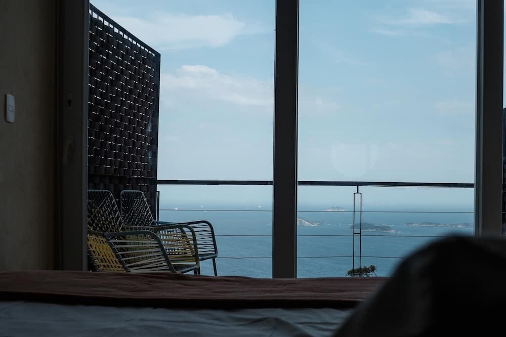 Suite, utsikt mot hav - Balkong