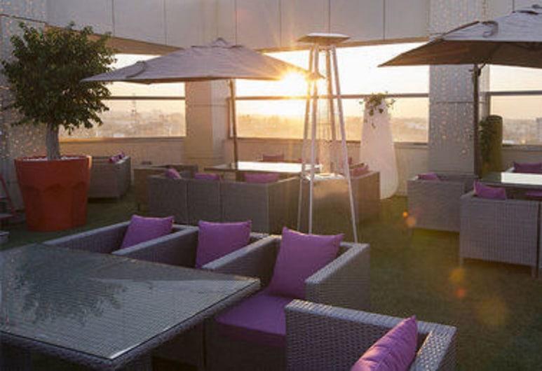 KT Hotels, Blida, ลานระเบียง/นอกชาน