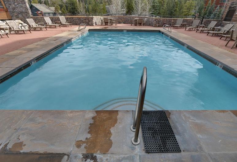 Buffalo Lodge 3 Bed 3 Bath, Keystone, Vanjski bazen