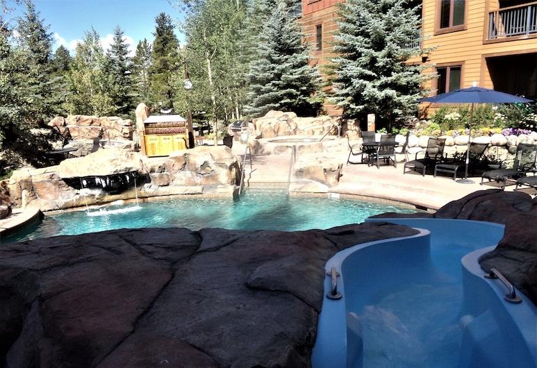 Springs 2 Bed 3 Bath Murphy, Keystone, Vonkajší bazén