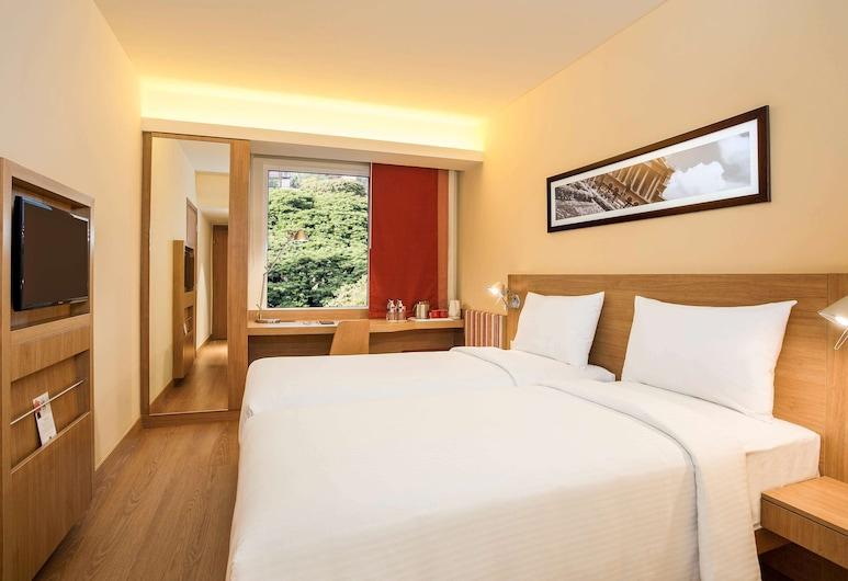ibis Kochi City Centre Hotel, קוצ'י, חדר סטנדרט, מיטת קווין (Standard Queen Room), חדר אורחים