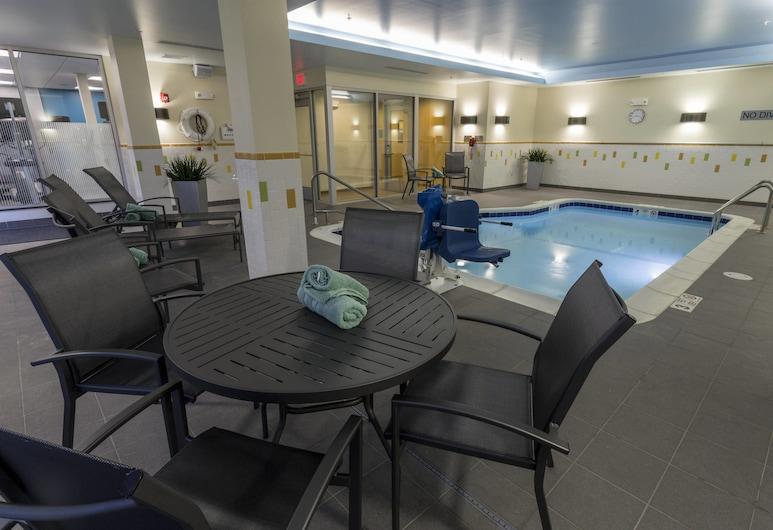 Fairfield Inn & Suites by Marriott Geneva Finger Lakes, Geneva, Spor Salonu
