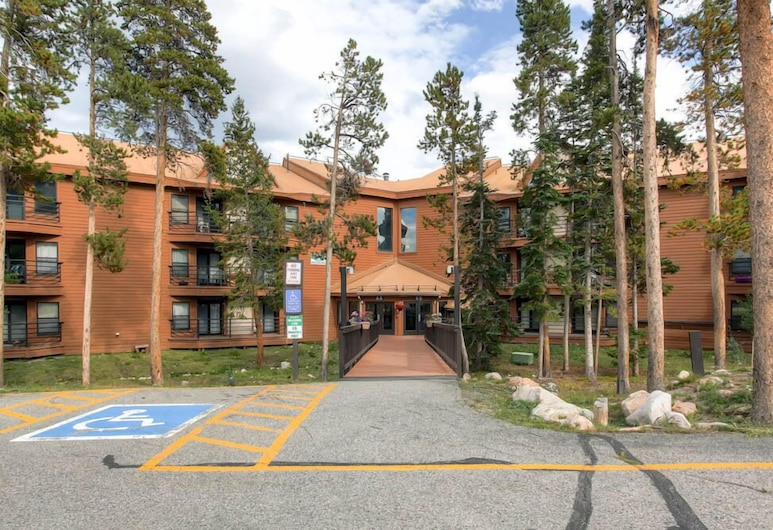 AA402 Buffalo Village - 3 Br Condo, Silverthorne, Terrein van accommodatie