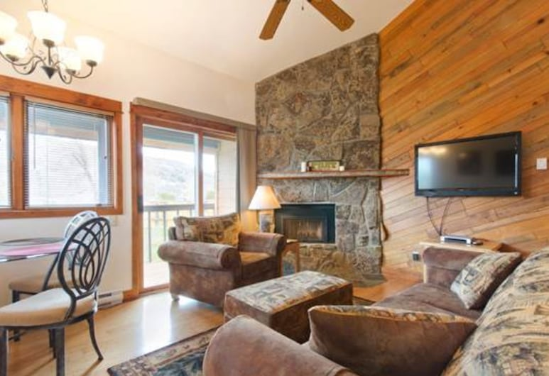 The Pines miniums P303B 1 Br condo by RedAwning, Steamboat Springs