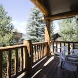 Dům, 3 ložnice, balkon (Saddle Creek Townhomes - SC715) - Balkón