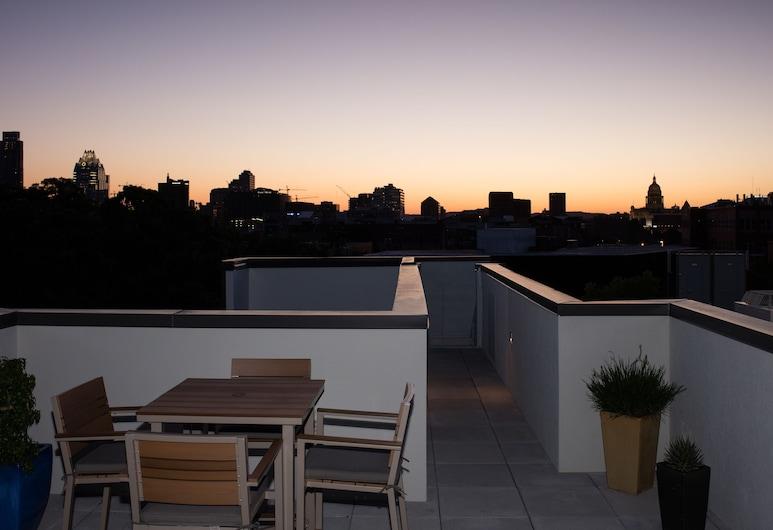 Hotel Eleven, Austin, Terrasse/Patio