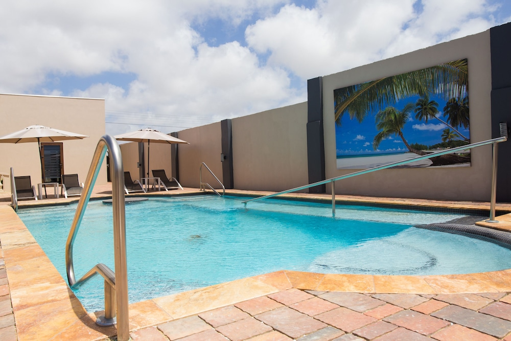 Luxury Apartments Pool. Bubali Luxury Apartments  Adults Only Wheelchair Friendly Noord Book