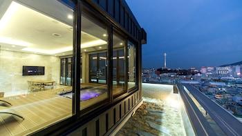 Bilde av GNB Hotel i Busan