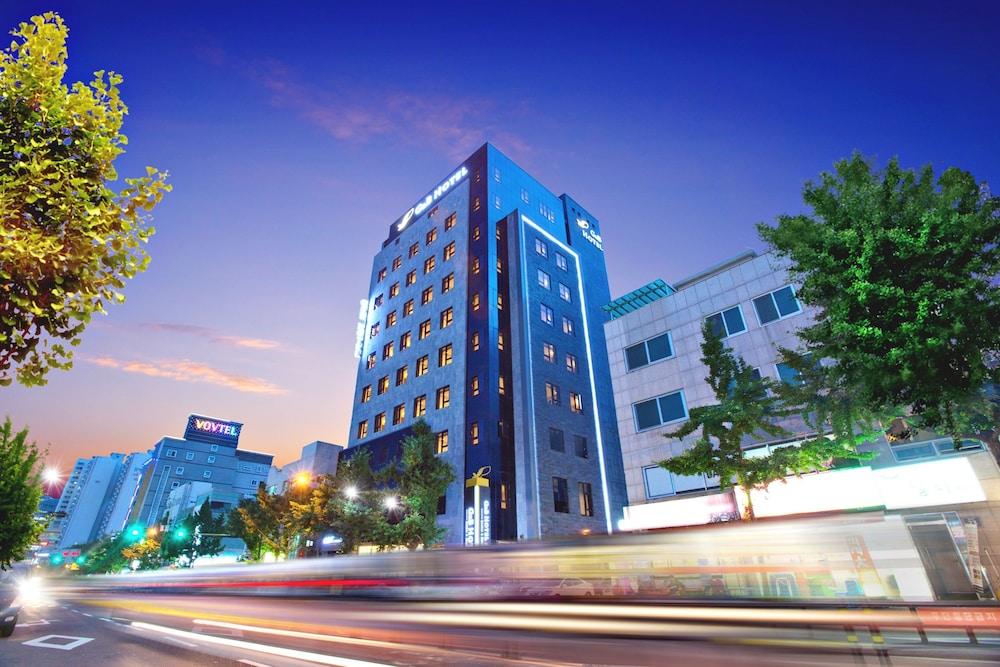 Gnb Hotel Busan
