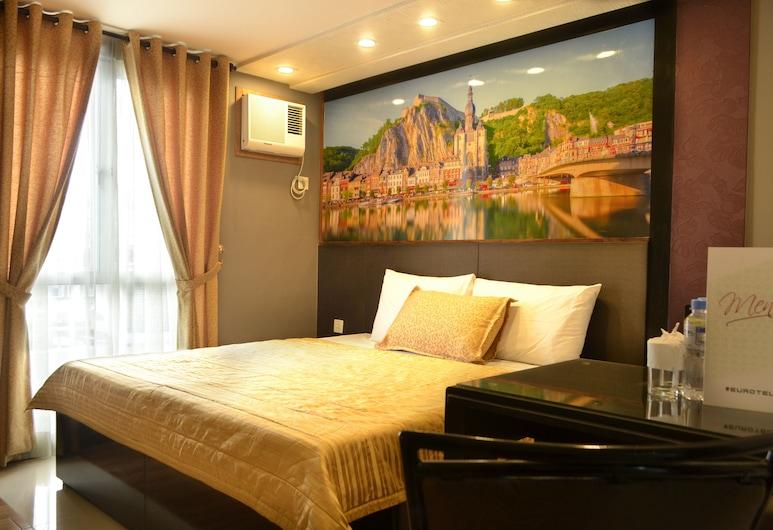 يوروتل فيفالدي آرانيتا, كويزون سيتي, غرفة عادية - سرير مزدوج, غرفة نزلاء