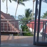 Seaview Studio - Balcony