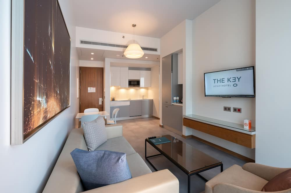 Deluxe Two-Bedroom Apartment - In-Room Dining