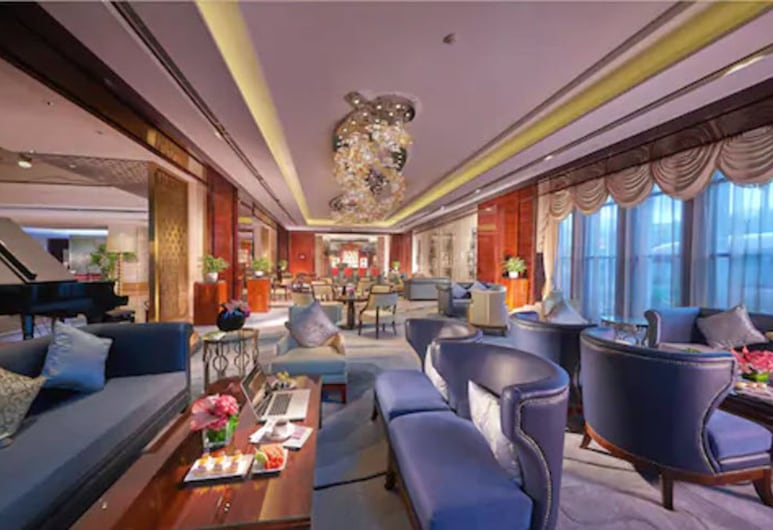 Grand New Century Hotel Hangzhou Sumtime, Hangzhou, Hotelový salónik