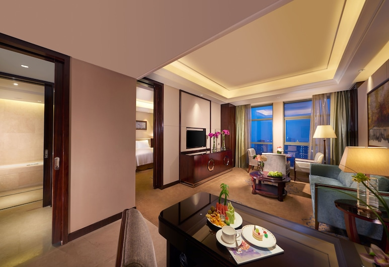 Grand New Century Hotel Hangzhou Sumtime, Hangzhou, Executive Suite Room, View from room
