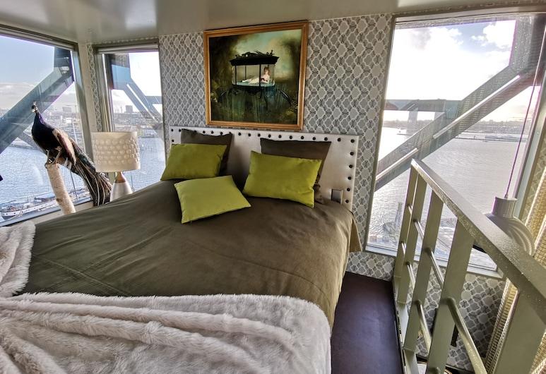 Crane Hotel Faralda Amsterdam, Amsterdam, Design Suite, Tower (Free Spirit), Guest Room