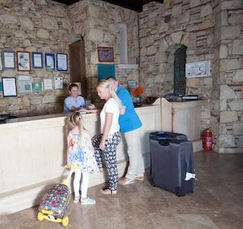 Marmaris bölgesindeki Grand Aquarium resmi