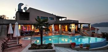 Bild vom Tesoro Hotel in Lefkada