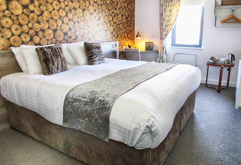 The Lodge, Newbury, Superior-Doppelzimmer, Zimmer