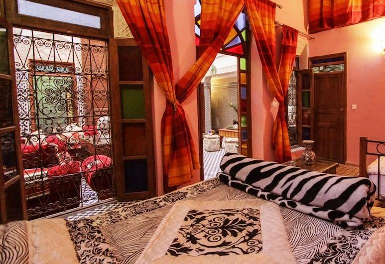 Dar Rabha - Hostel, Фес, Трехместный номер, Номер