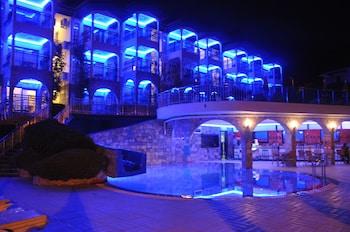 Marmaris bölgesindeki Club Aquarium resmi