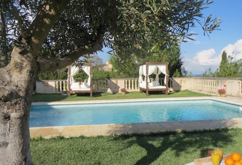 Agroturismo Son Bauzanet, Palma de Mallorca, Vonkajší bazén