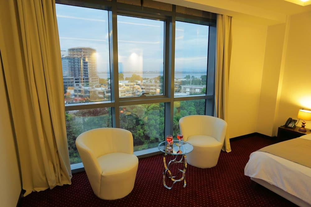 Diplomatic Suite  - Uitzicht vanaf kamer