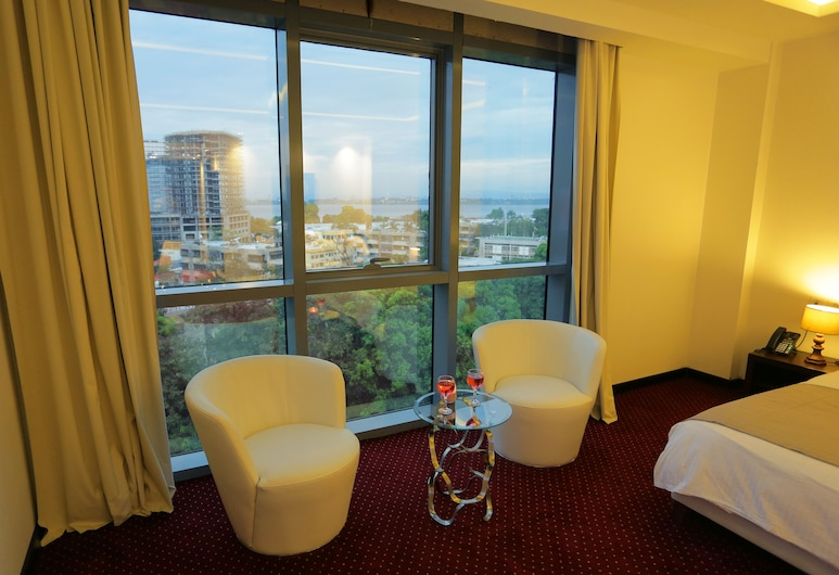 GHS Hotel, Brazzaville, Diplomatic Suite , Guest Room View