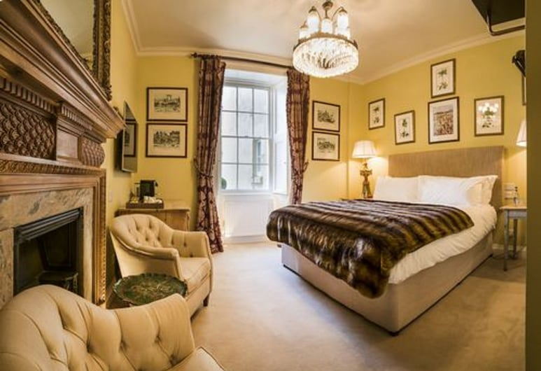No.15 Great Pulteney Hotel and Spa, Bath, Deluxe Double Room, Guest Room