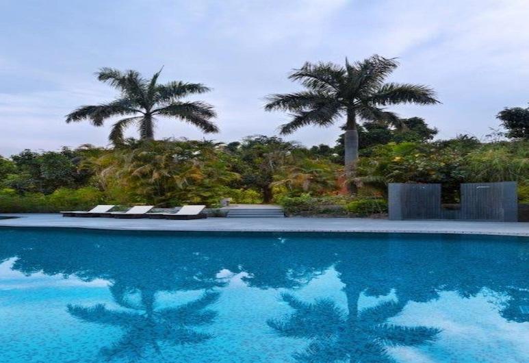 Taj Corbett Resort & Spa, Uttarakhand, Ramnagar, Vonkajší bazén