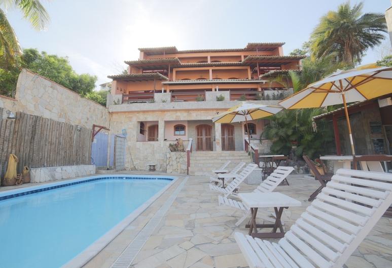 Pousada Recanto do Atalaia, Arraial do Cabo, Outdoor Pool